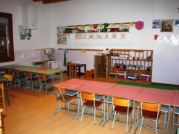aula scuola infanzia San Pietro