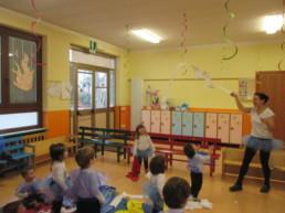 balli di gruppo dei bambini